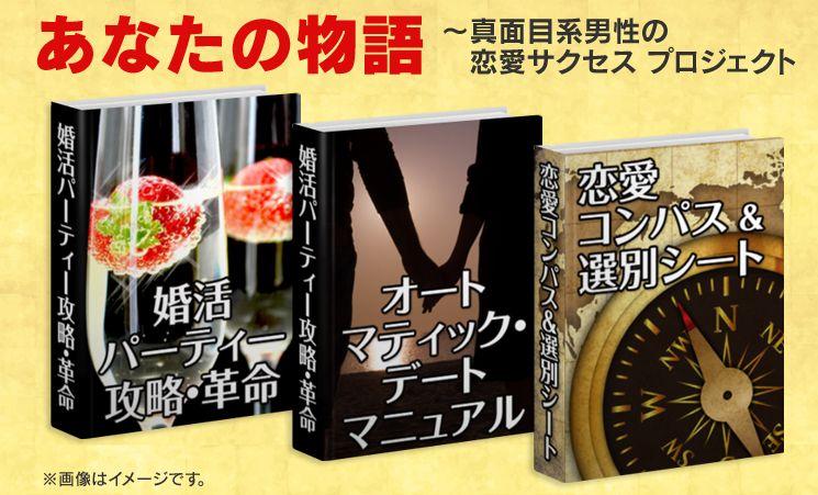 あなたの物語 ~真面目系男性の恋愛サクセス プロジェクトが激安!